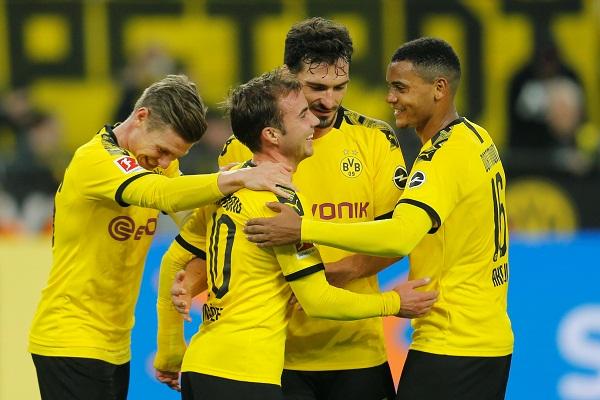 Liga Kedua Dortmund vs Inter, Ajang Balas Dendam Die Borussen